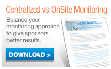 Centralized vs. OnSite Monitoring
