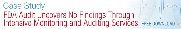 Case Study FDA Audit