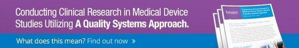 A Quality Systems Approach in Clinical Research whitepaper