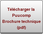 Télécharger la  Puucomp Brochure technique (pdf)