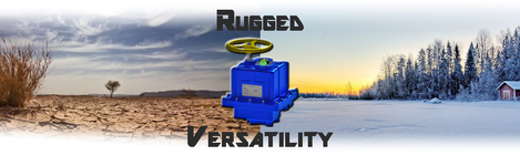 Rugged Versatility Actuators