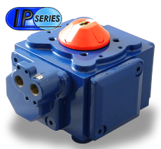 Indelac IP Series - Pneumatic Actuators