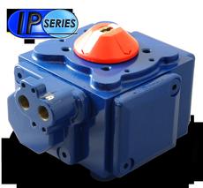 Indelac IP Series - Pneumatic Actuators