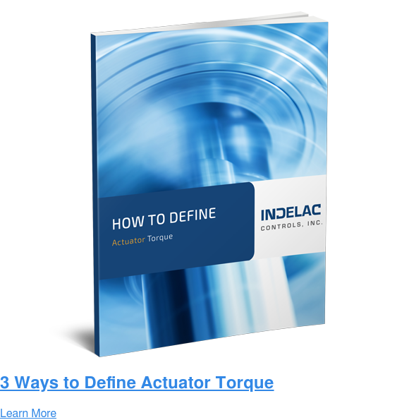 3 Ways to Define Actuator Torque Learn More