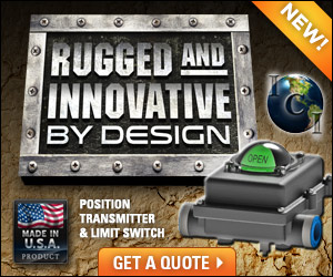 Rugged and Innovative by Design, Position Transmitter & Limit Switch