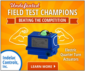 Indelac Controls Actuators - Undefeated Field Test Champions Beating the Competition