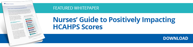 Nurses' Guide to Positively Impacting HCAHPS Scores