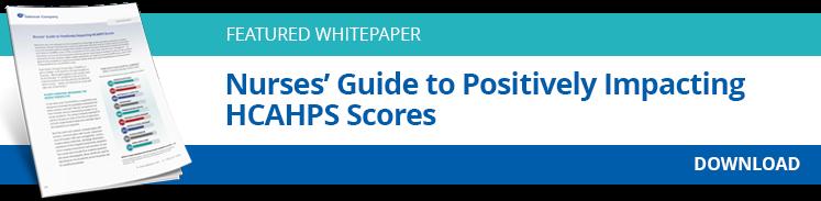 Nurses' Guide to Positively Impacting HCAHPS Scores