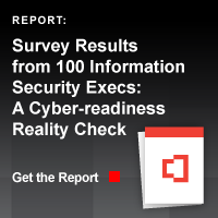 Survey Results on Security Execs Cyber-readiness