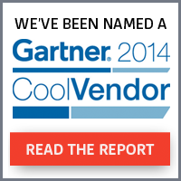 2014 Gartner Cool Vendor Report