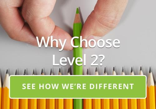 why choose Level 2 for your branded items?