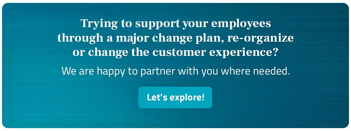 explore change management