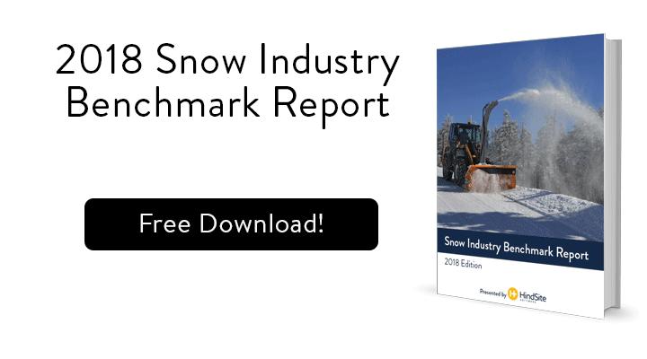 2018 Snow Industry Benchmark Report