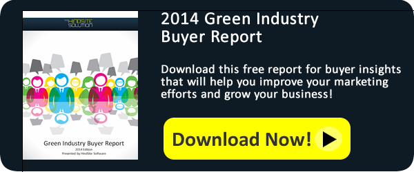 2014 Green Industry Buyer Report