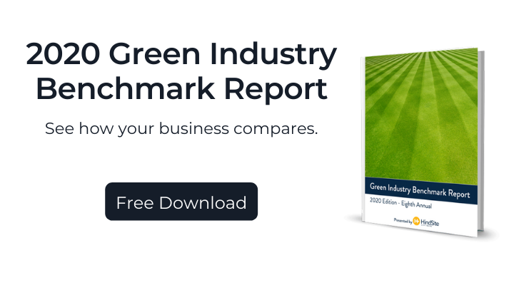 2020 Green Industry Benchmark Report