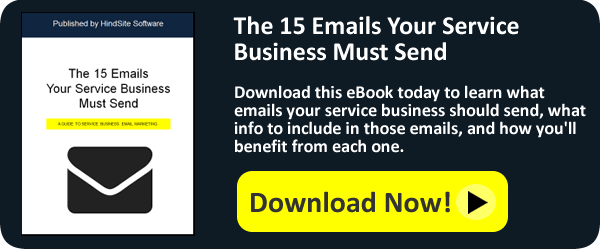The 15 Emails Your Service Business Must Send