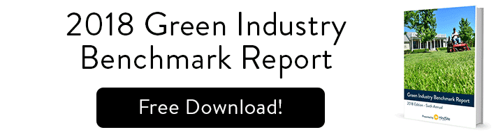 Download 2018 Green Industry Benchmark Report