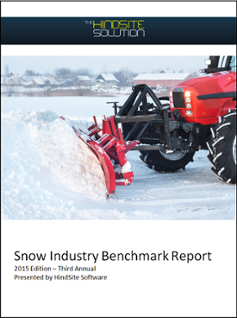 2015 Snow Industry Benchmark Report