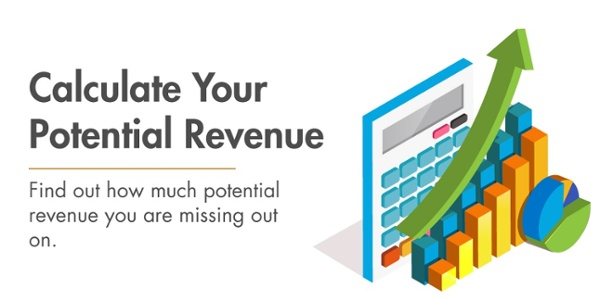 Calculator your potential revenue