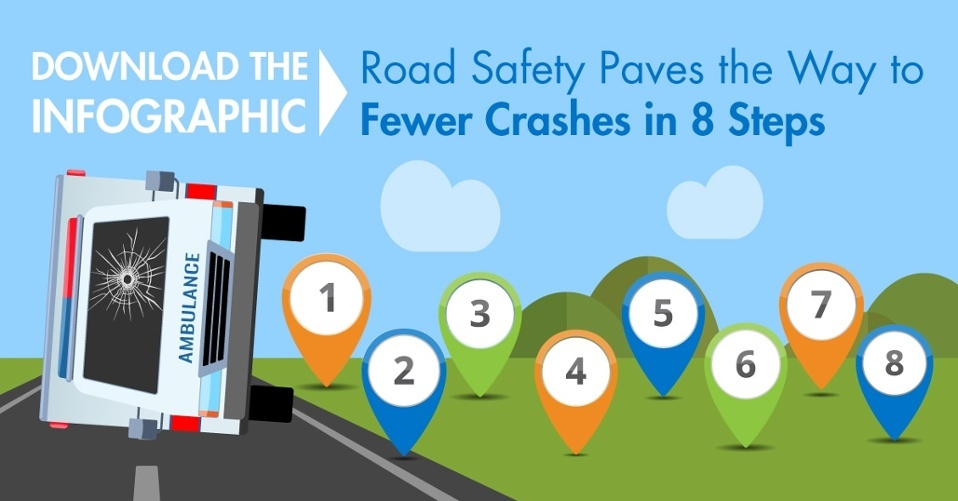 Download the Infographic to See How Road Safety Works
