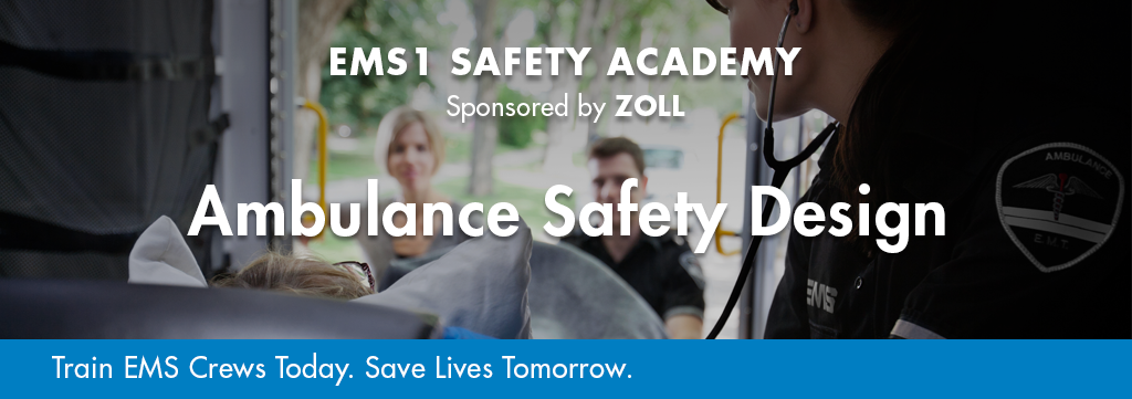 Safety Academy Course: Ambulance Safety Design