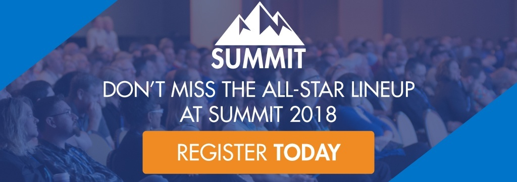 Register for SUMMIT 2018
