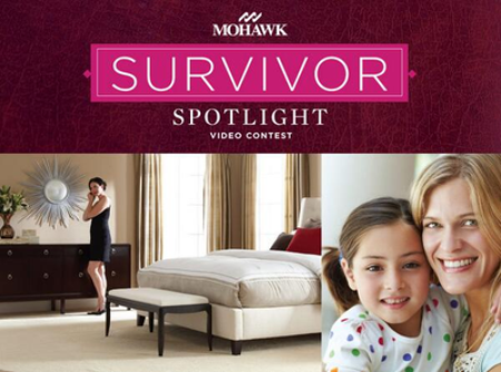 The Mohawk Flooring Survivor Spotlight Video Contest