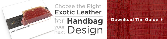 Download the Free Exotic Leather Handbag Guide Now!
