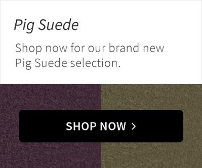 Pig Suede