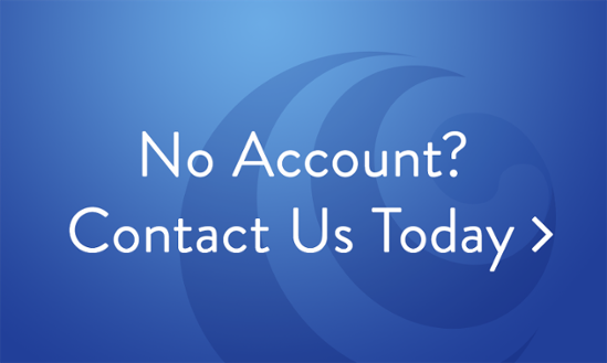 No Account, Contact Us Today