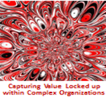 Capturing Value Locked within Complex Organizations