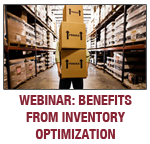 inventory optimization, end-to-end inventory optimization, inventory turnover, inventory problems