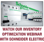 Schneider Electric webinar, End-to-end inventory optimization