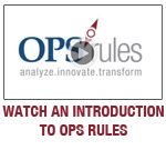 introduction to OPS Rules, OPS Rules, ops rules videos