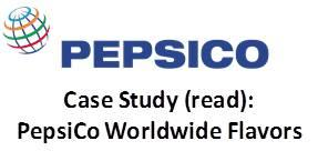 PepsiCo, PWF, OpsRules, Case Study, End-to-end optimization