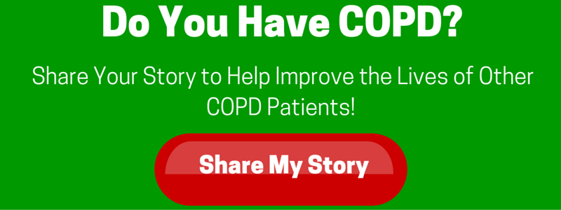 Share Your COPD Story