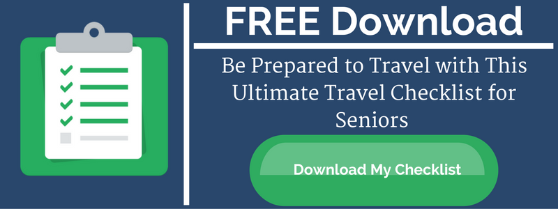 Travel Checklist for Seniors