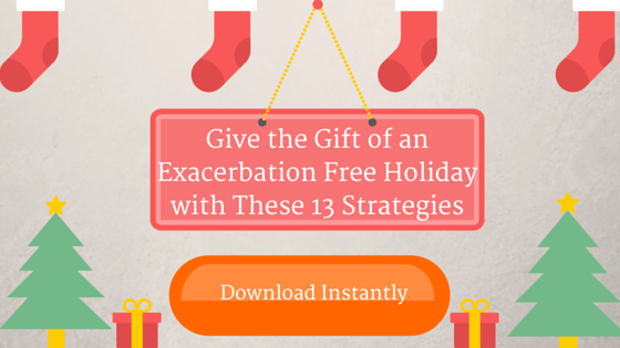 13 Strategies to Avoid COPD Exacerbations this Holiday