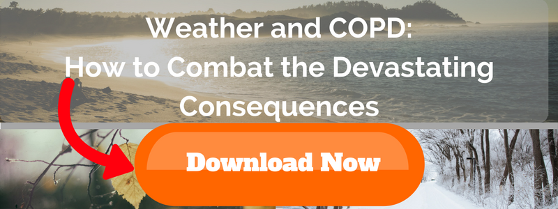 Download Your Copy of Weather and COPD: How to Combat the Devastating Consequences