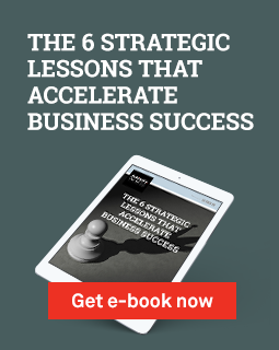 6 lessons that accelerate business success