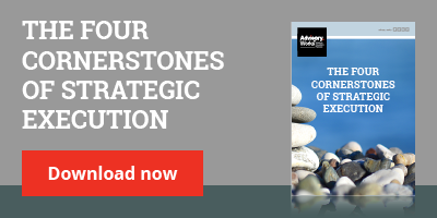 The Four Cornerstones of Strategic Execution