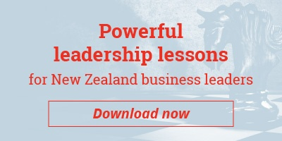 Powerful leadership lessons for New Zealand business leaders