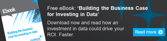 Building the Business Case for Investing in Data