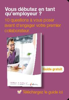 Téléchargez l'e-book 'Devenir employeur : 10 questions essentielles'