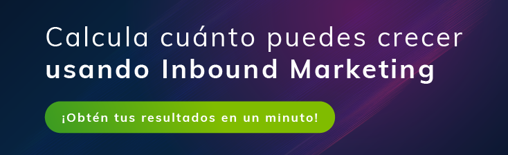 Calculadora inbound marketing webketing