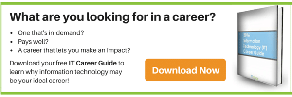 Download your free IT Career Guide!