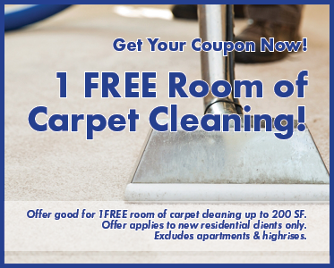 Free Room Carpet Cleaning Coupon