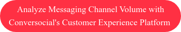 Analyze Messaging Channel Volume with  Conversocial's Customer Experience Platform