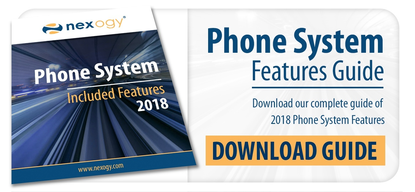 Phone Systems Features Guide