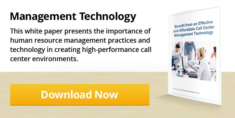 Management-Technology-for-Call-Center